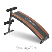 Скамья для пресса Oxygen Fitness Arc Sit Up Board